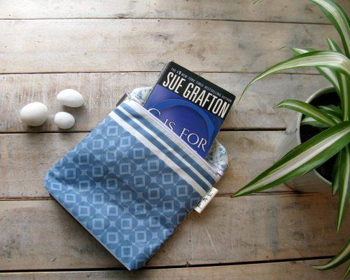 Ici et La Creations book bags