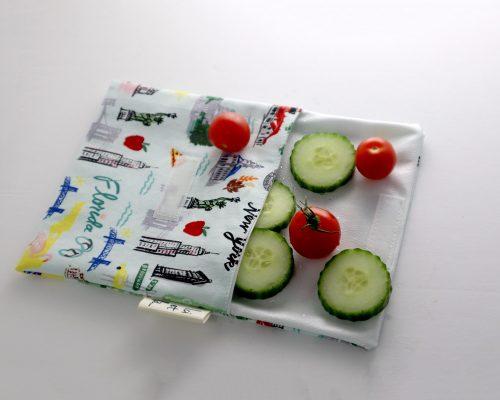 Ici et La Creations snack bags usa