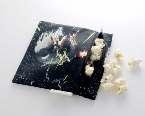 Ici et La Creations snack bags star wars