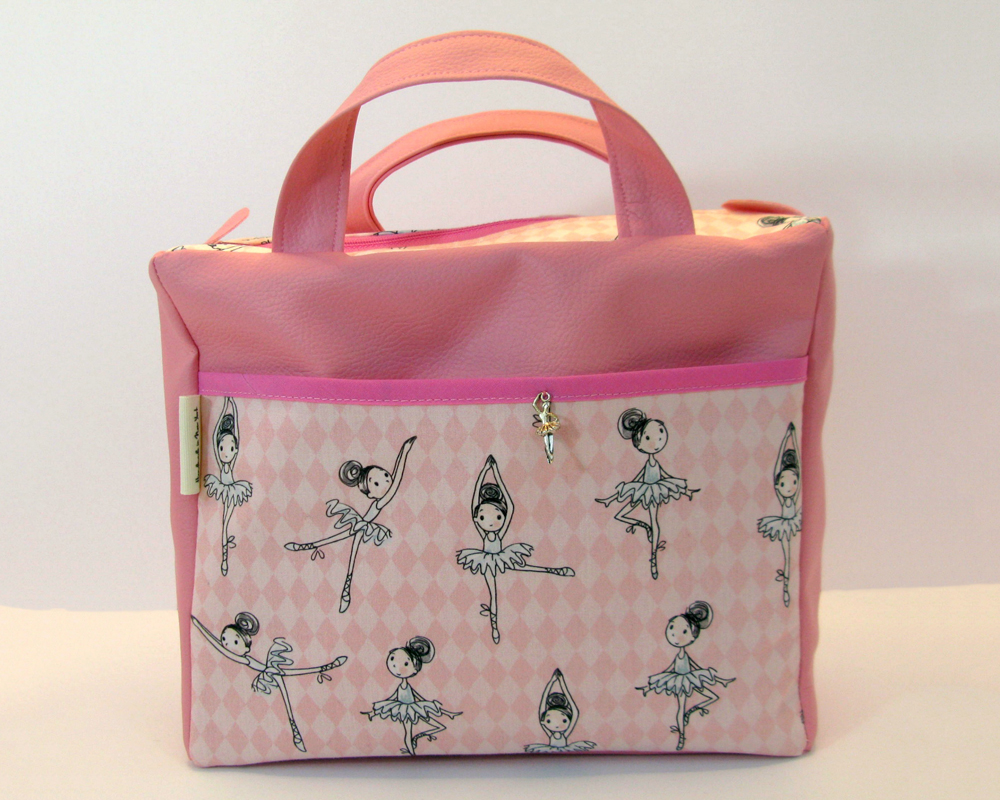 Ici et La Creations baby bag