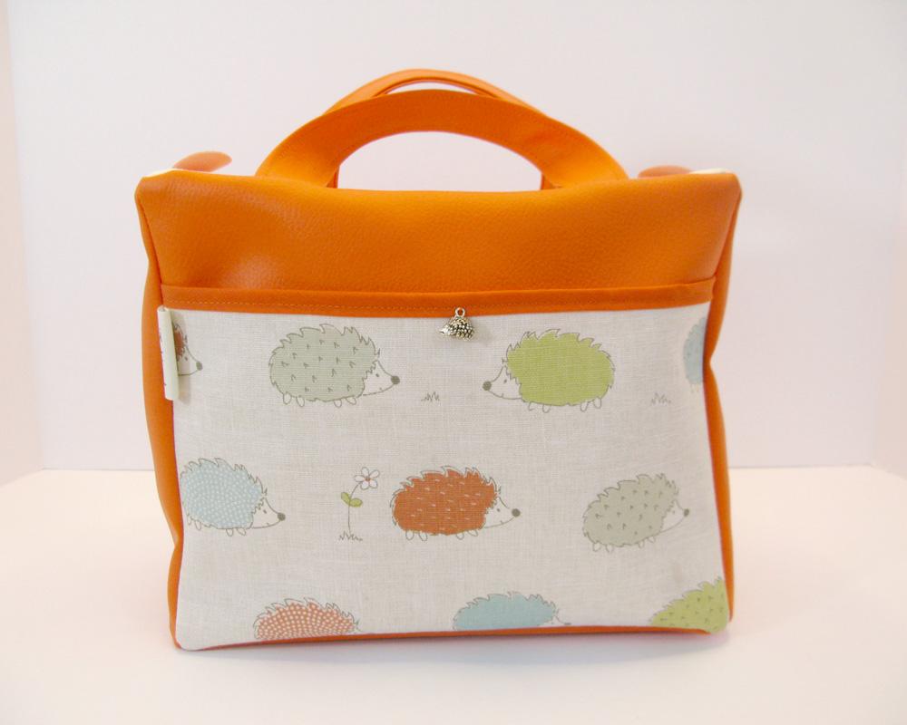 Ici et La Creations baby bags