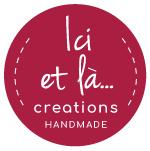 Ici et là creations Logo