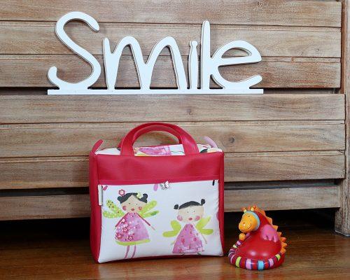 Ici et La Creations Baby Bag - Fairies