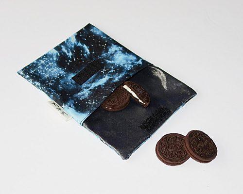 Ici et La Creations Snack bags - stars